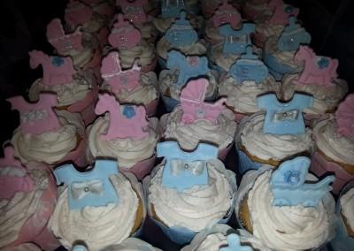 Storktea cupcakes